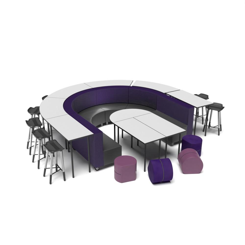 Presentation Collection NNCG12 | Beparta Flexible School Furniture