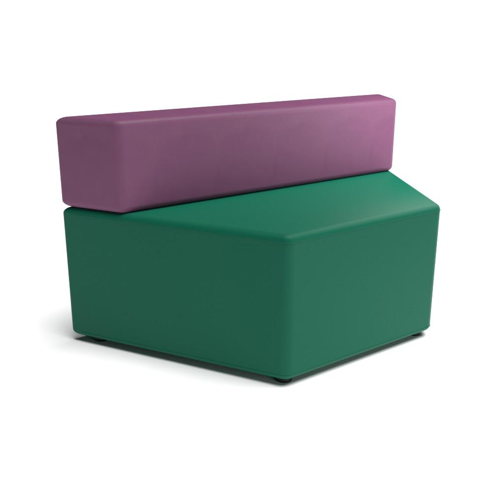 Trapeze Single Seat | Beparta Flexible School Furniture