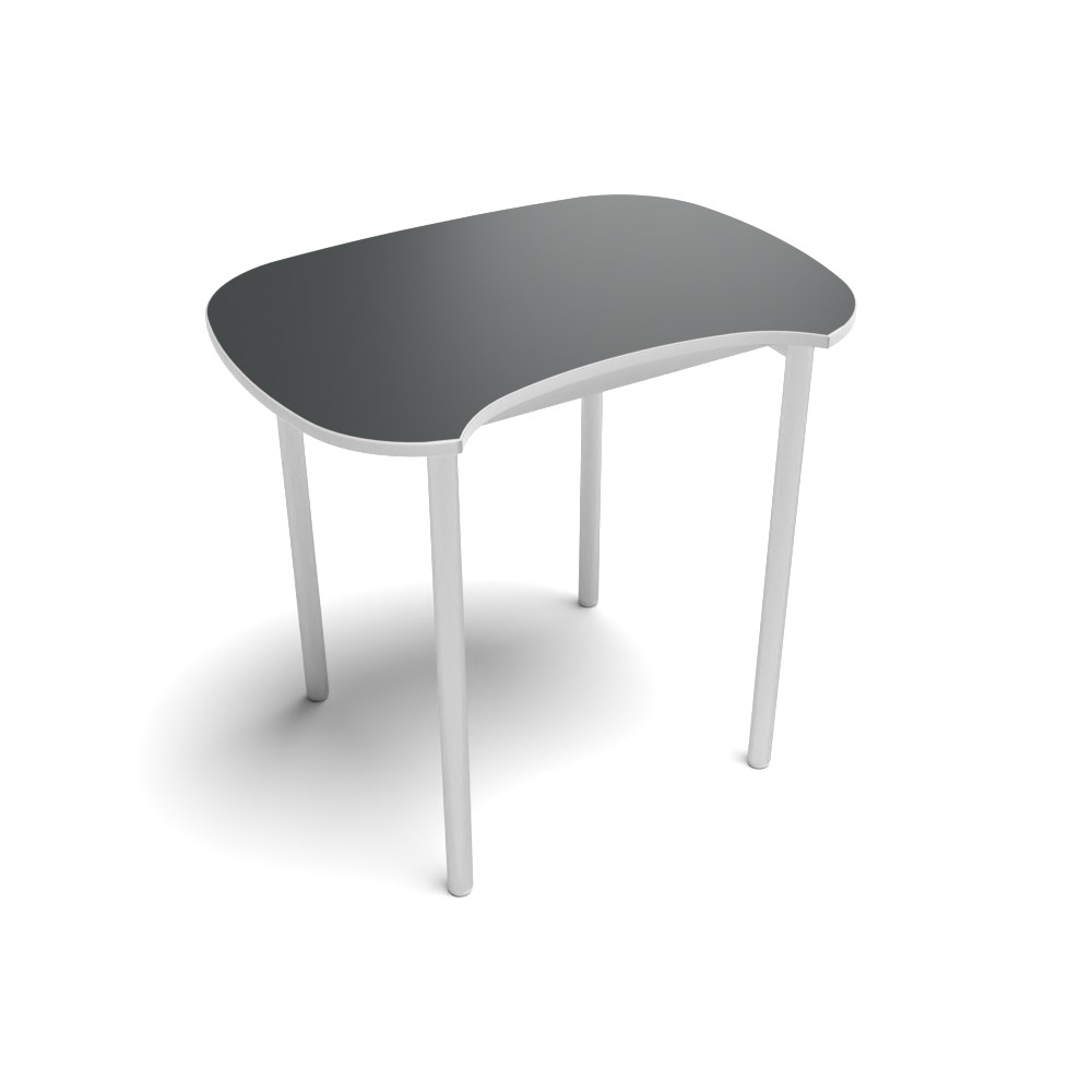 Rounded Square Study Table | Beparta Flexible School Furniture