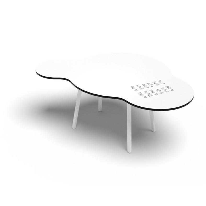 Cloud Table | Beparta Flexible School Furniture