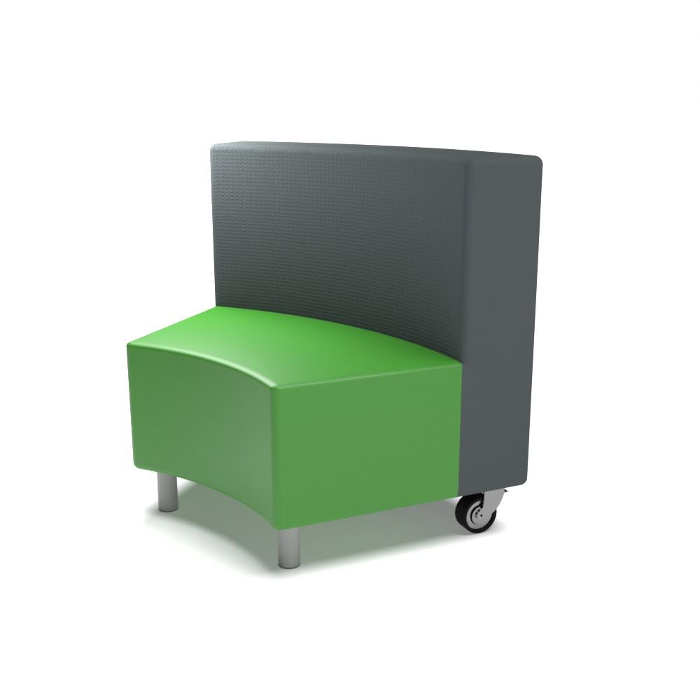 Presentation Booth High Back | Beparta Flexible School Furniture