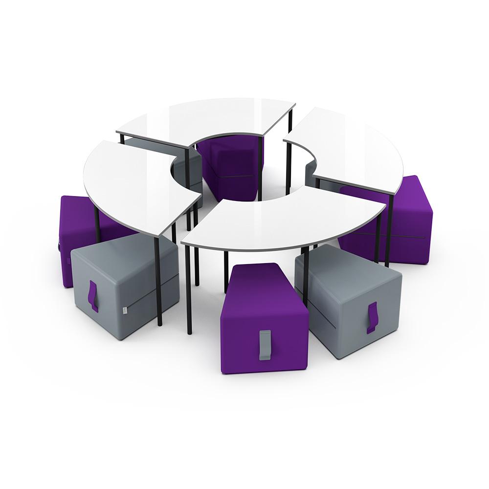 Dovetail Collection (Small) C011 | Beparta Flexible School Furniture