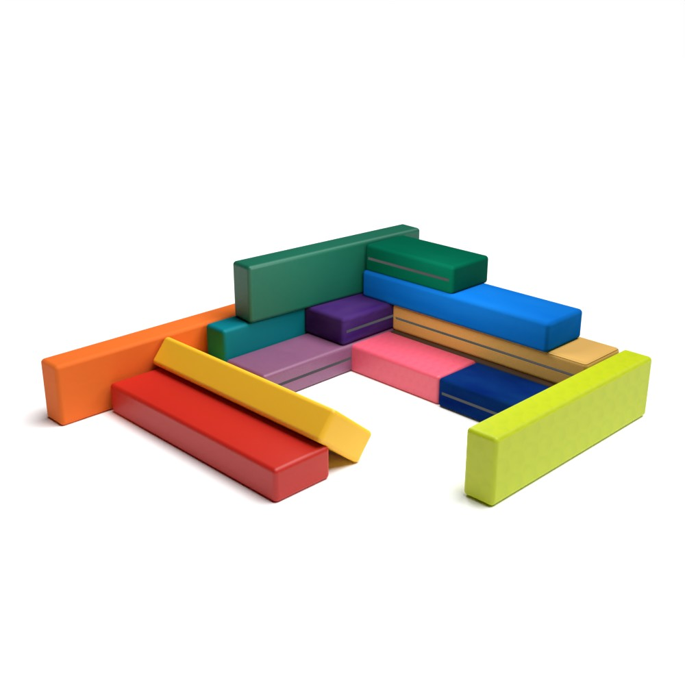 Block Collection GC01   Beparta Flexible Furniture
