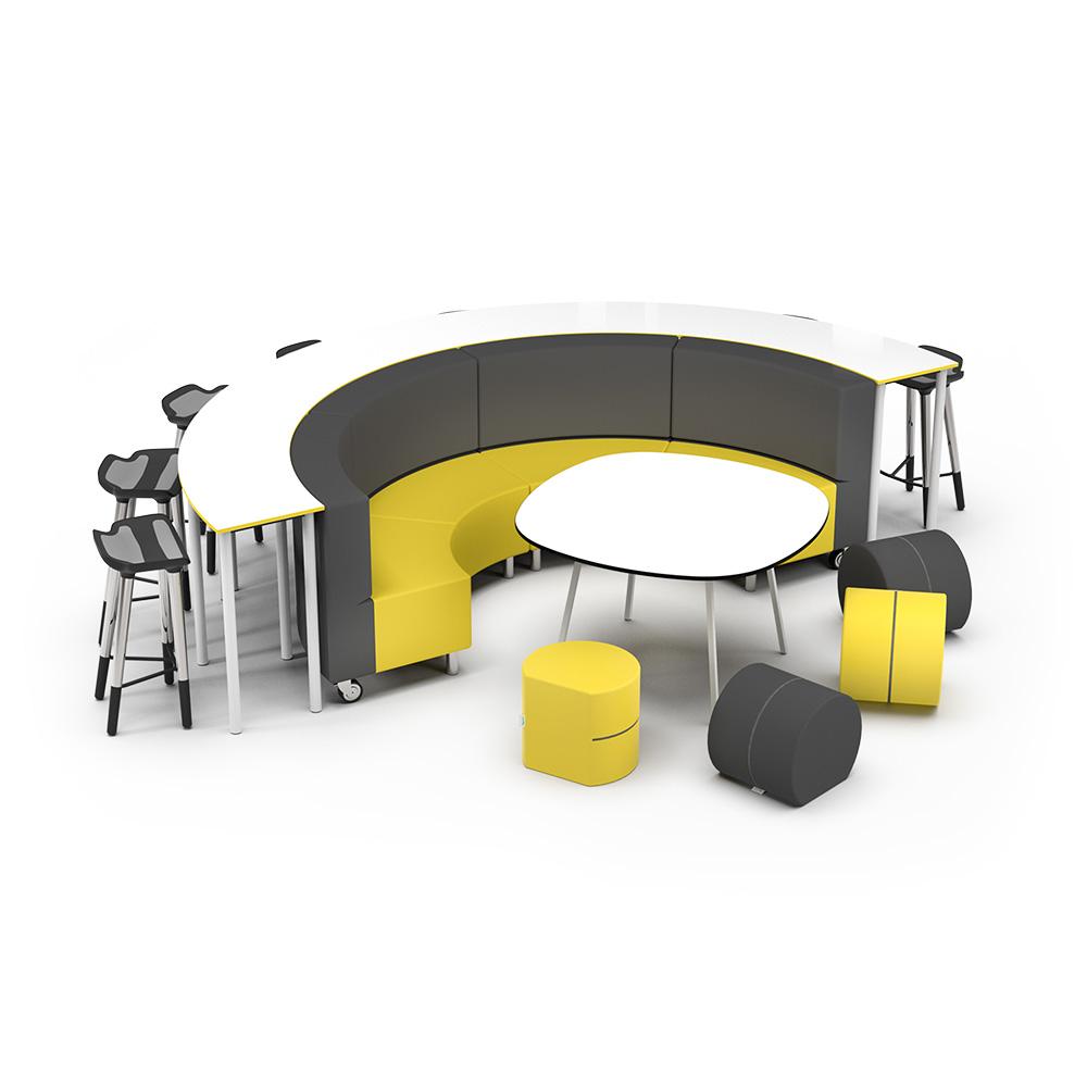 Presentation Collection C017 | Beparta Flexible School Furniture