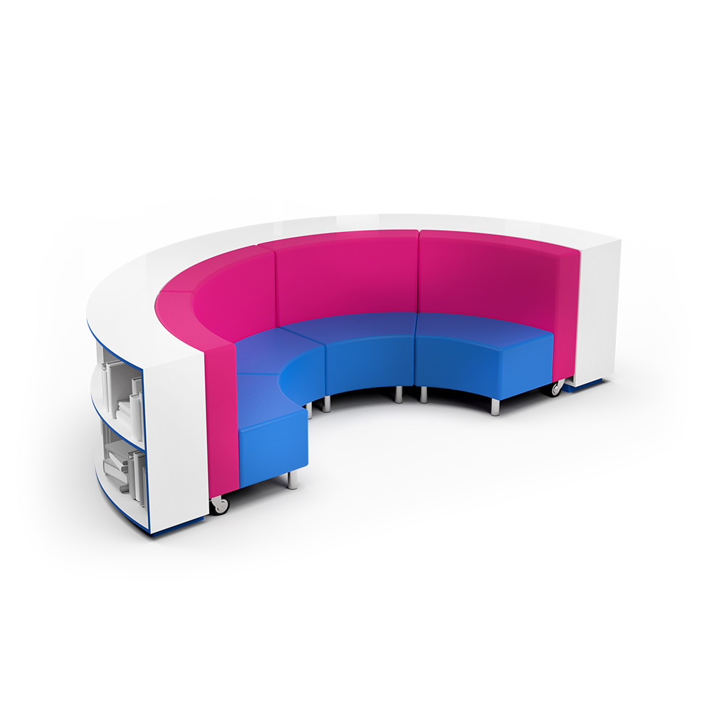 Presentation Collection C025 | Beparta Flexible School Furniture