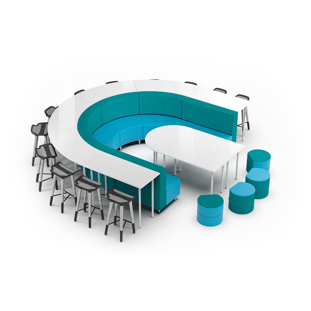 Presentation Collection C026 | Beparta Flexible School Furniture