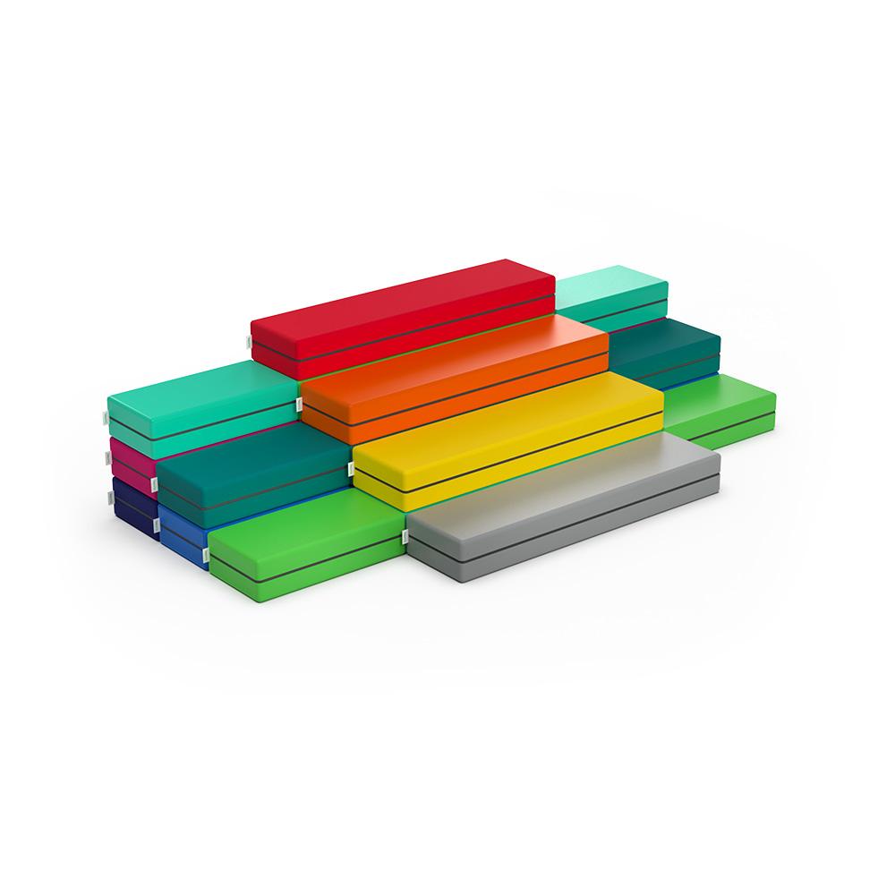 Block Collection C030 | Beparta Flexible School Furniture