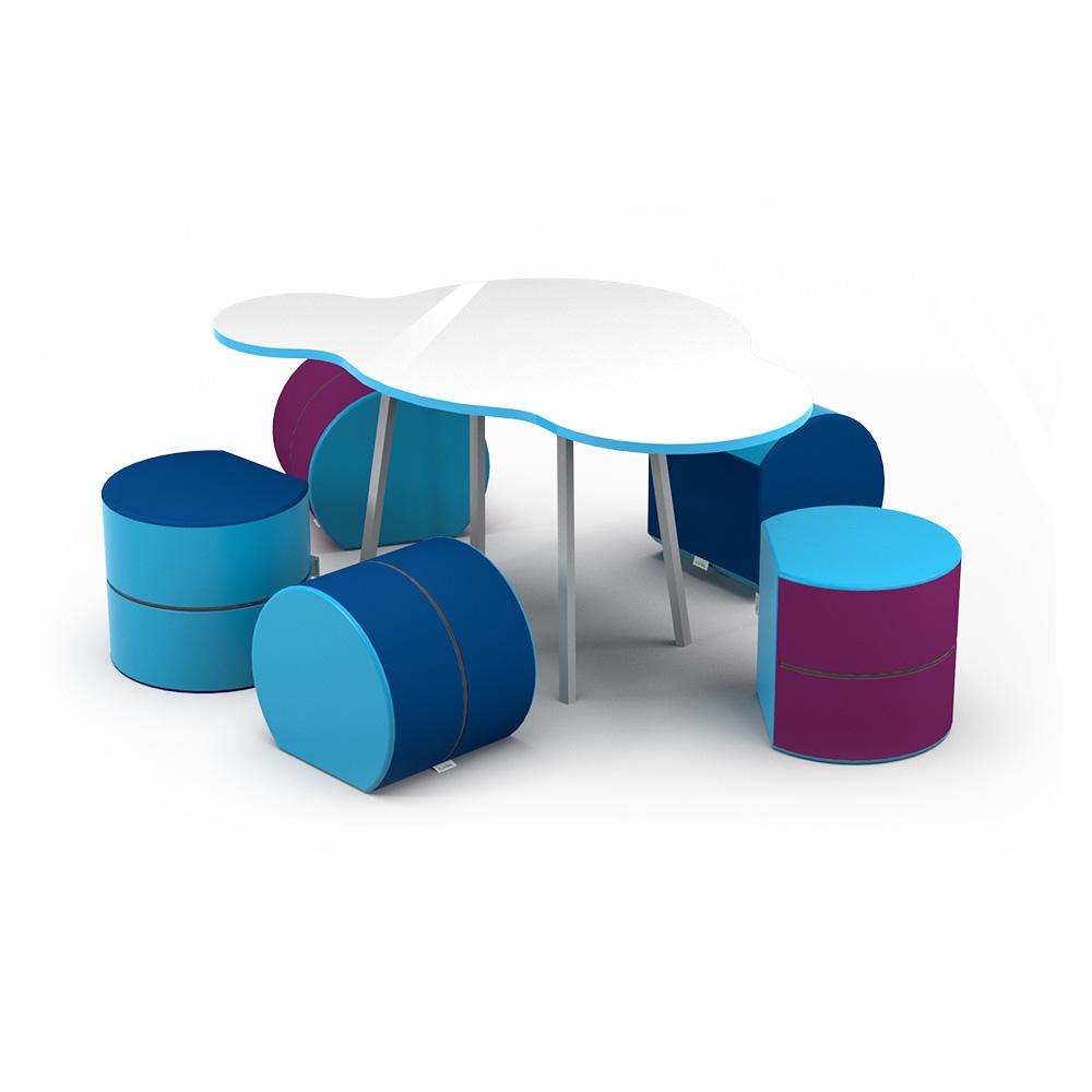 Cloud Collection C003 | Beparta Flexible School Furniture