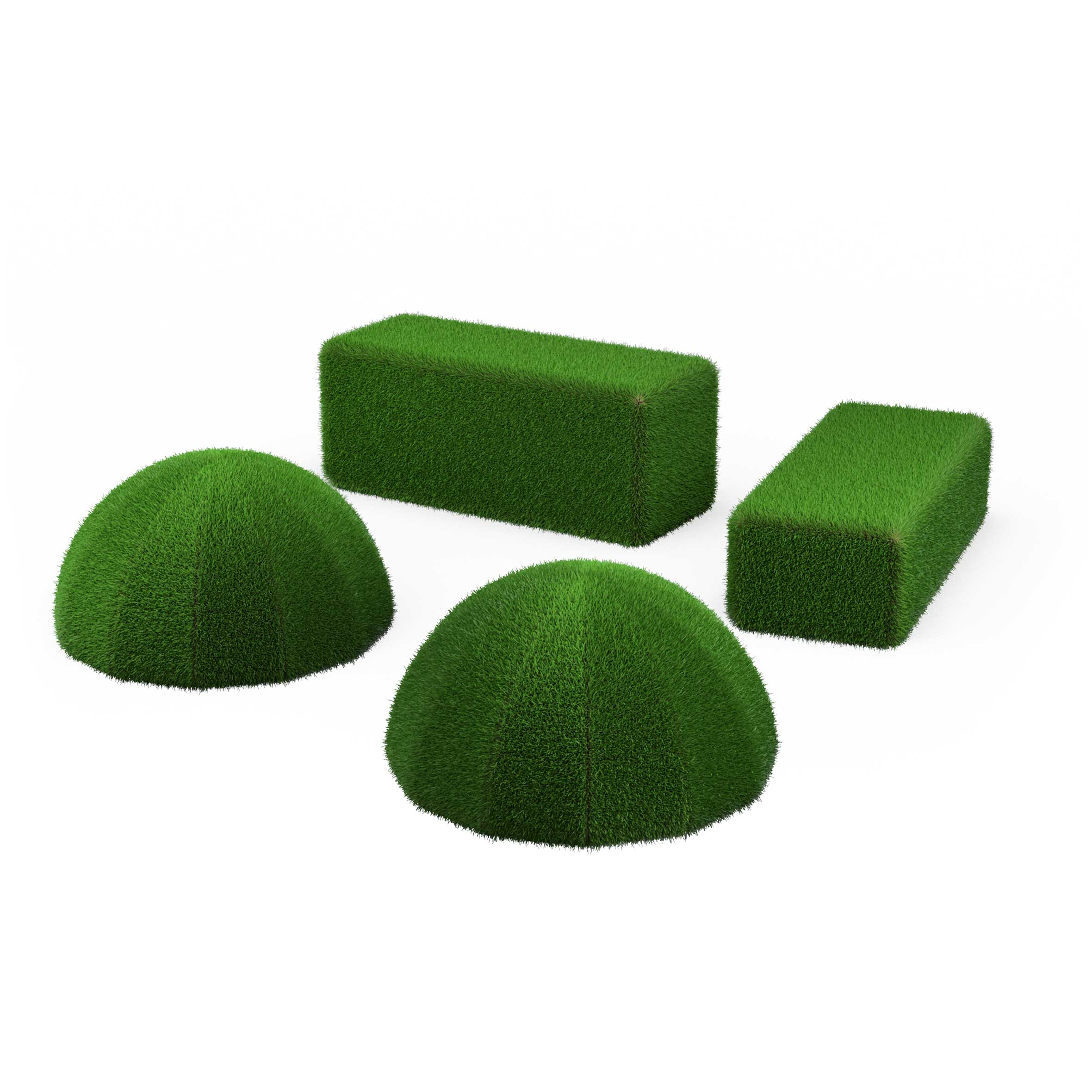 Grass Collection C044 | Beparta Flexible School Furniture