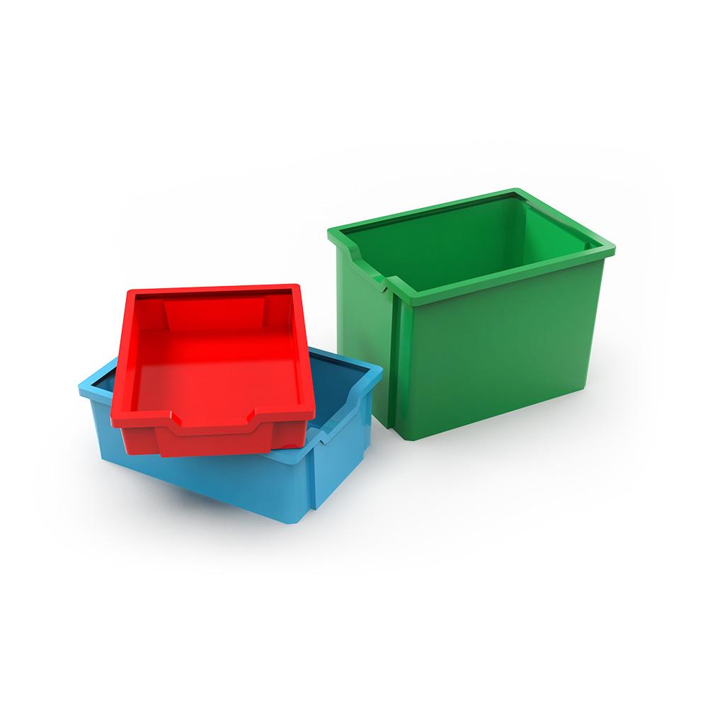 Gratnells Trays | Beparta Flexible School Furniture