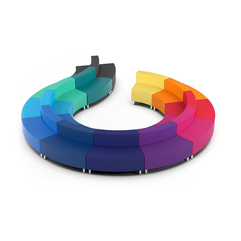Hub Collection C038 | Beparta Flexible School Furniture