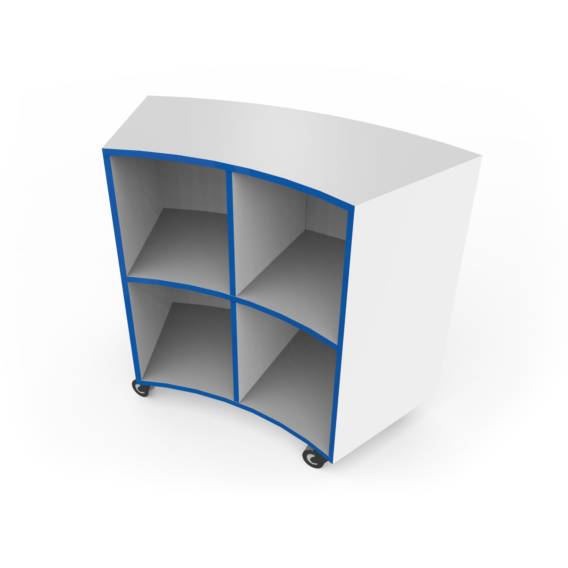 Presentation Bookcase (Inner) | Beparta Flexible School Furniture