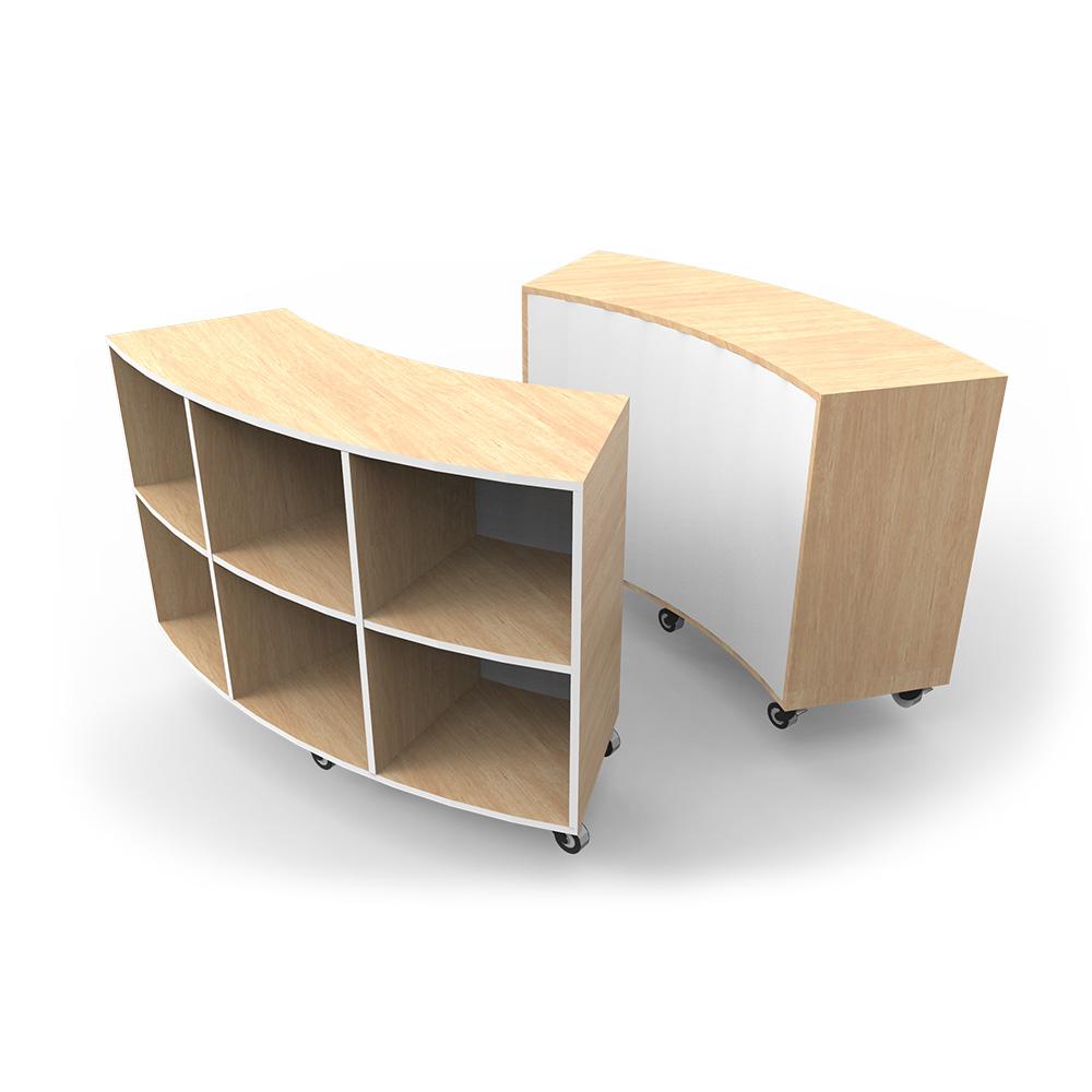 Presentation Bookcase (Outer) | Beparta Flexible School Furniture