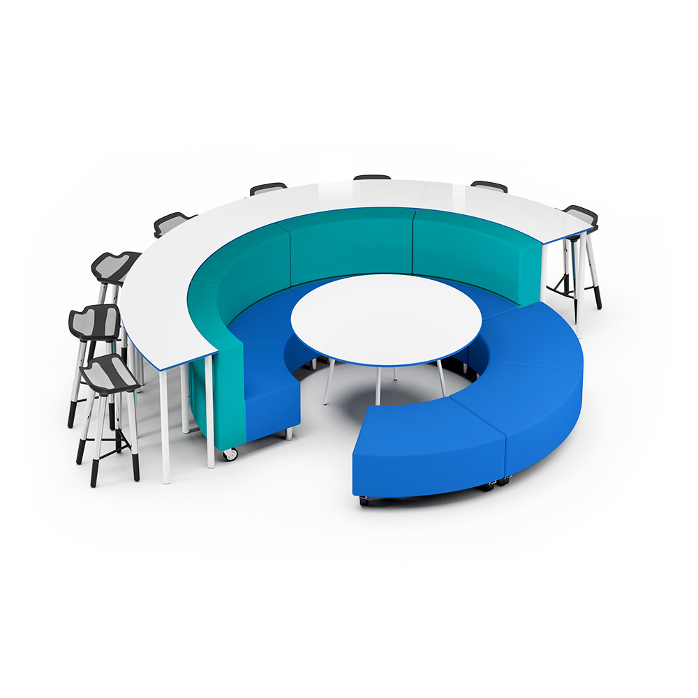 Presentation Collection C015 | Beparta Flexible School Furniture