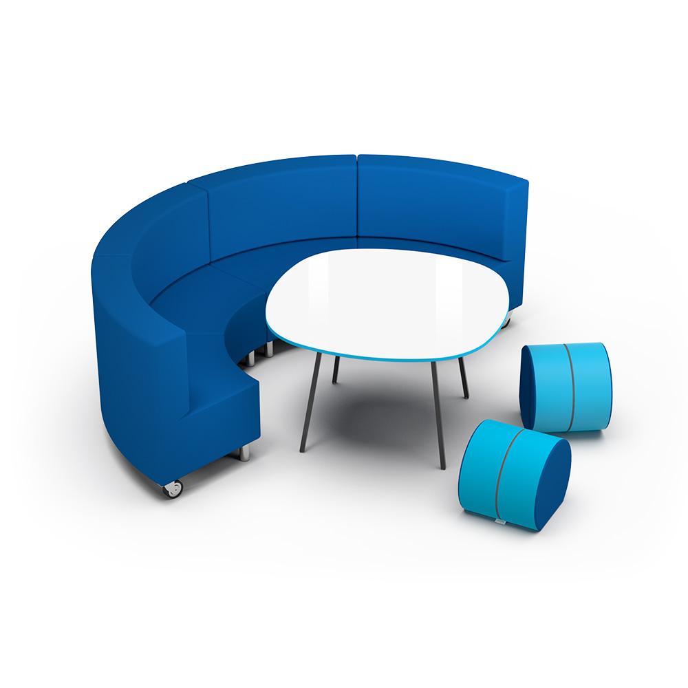 Presentation Collection C018 | Beparta Flexible School Furniture