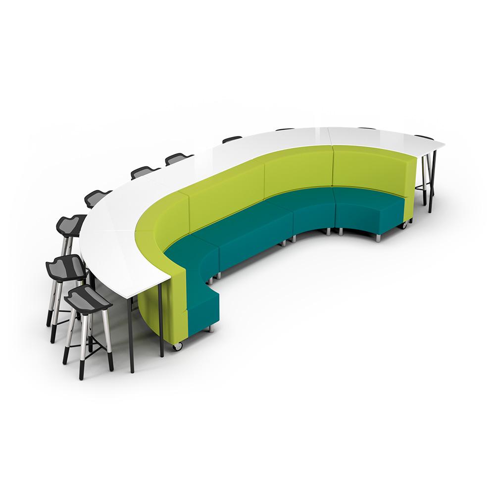 Presentation Collection C027 |Beparta Flexible School Furniture