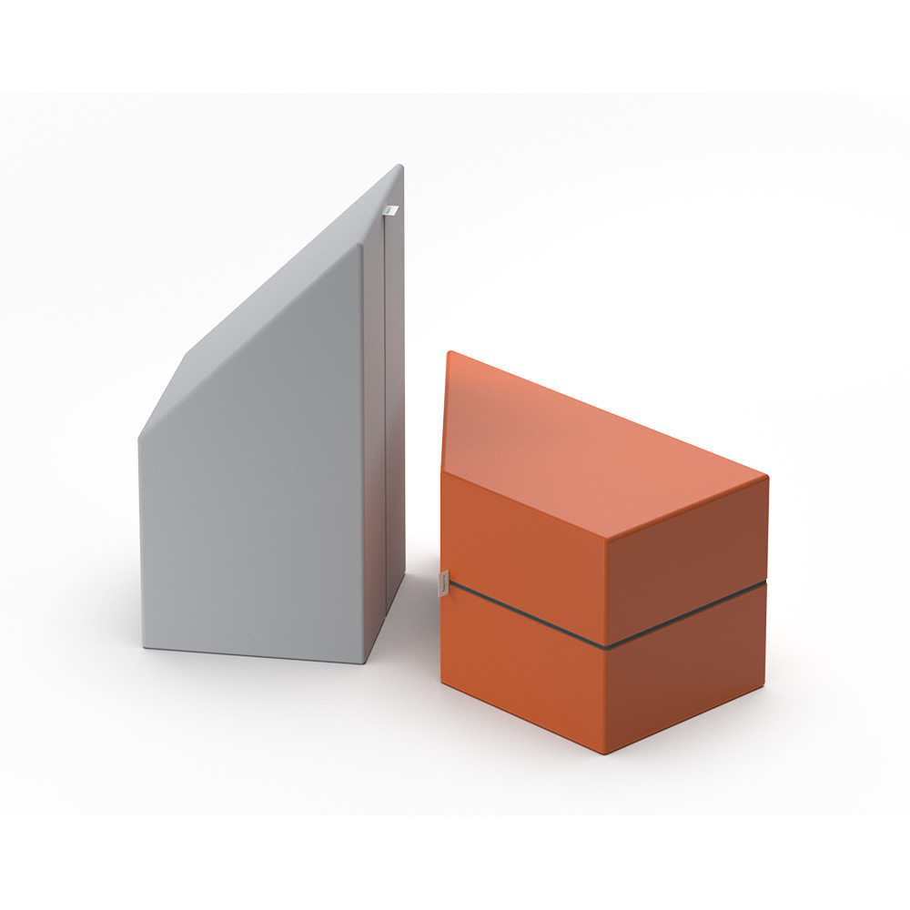 Trapeze Bench (Medium) | Beparta Flexible School Furniture