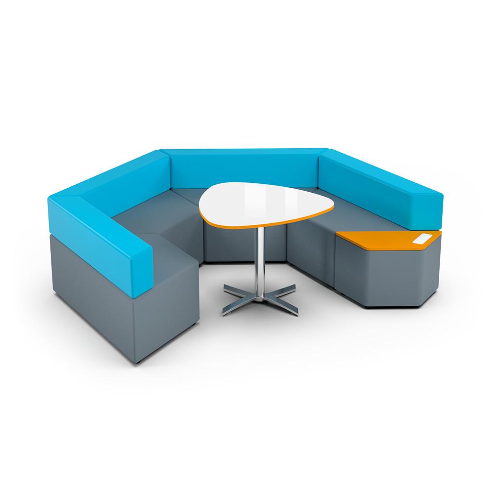 Trapeze Collection C080 | Beparta Flexible School Furniture
