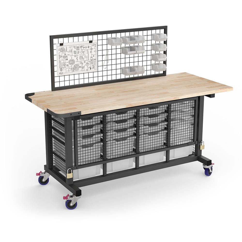 BESTRUCT Workstation | Beparta Flexible School Furniture