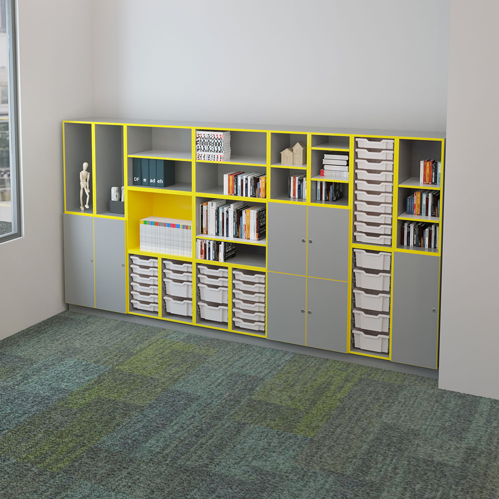 Built-Ins | Beparta Flexible School Furniture