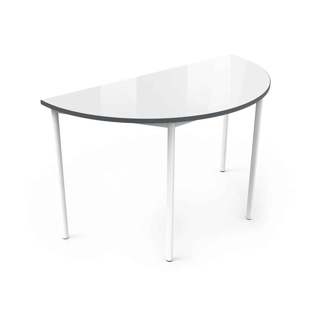 Half Round Table | Beparta's Flexible School Furniture
