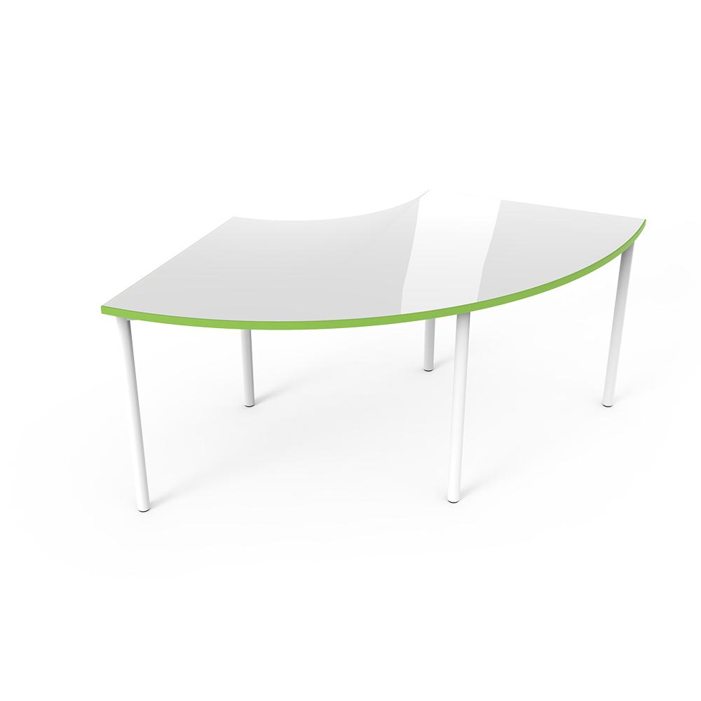 Quarter Table (Large) | Beparta Flexible School Furniture