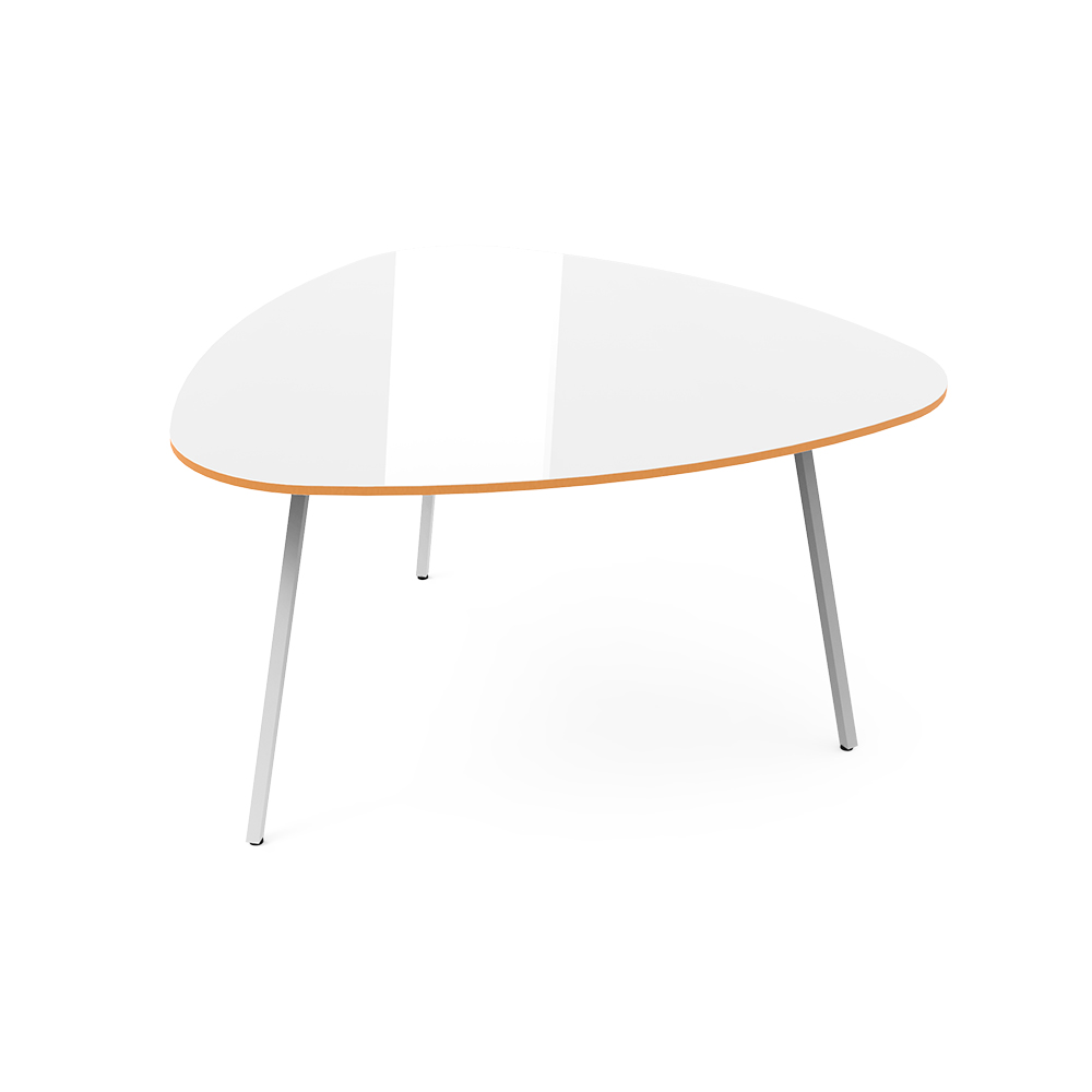 Rounded Triangle Table (Standard) | Beparta Flexible School Furniture