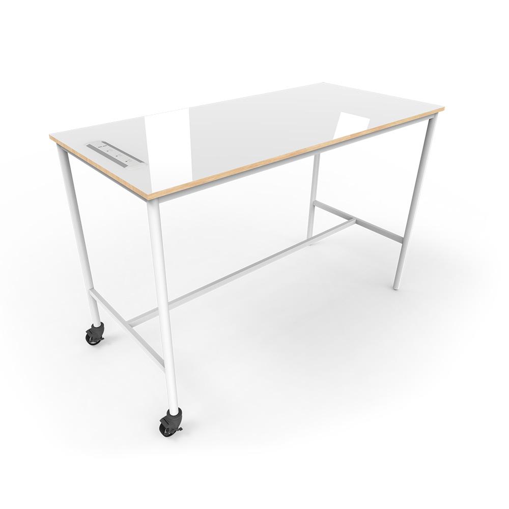 Tech 2 Wheel Table | Beparta Flexible School Furniture