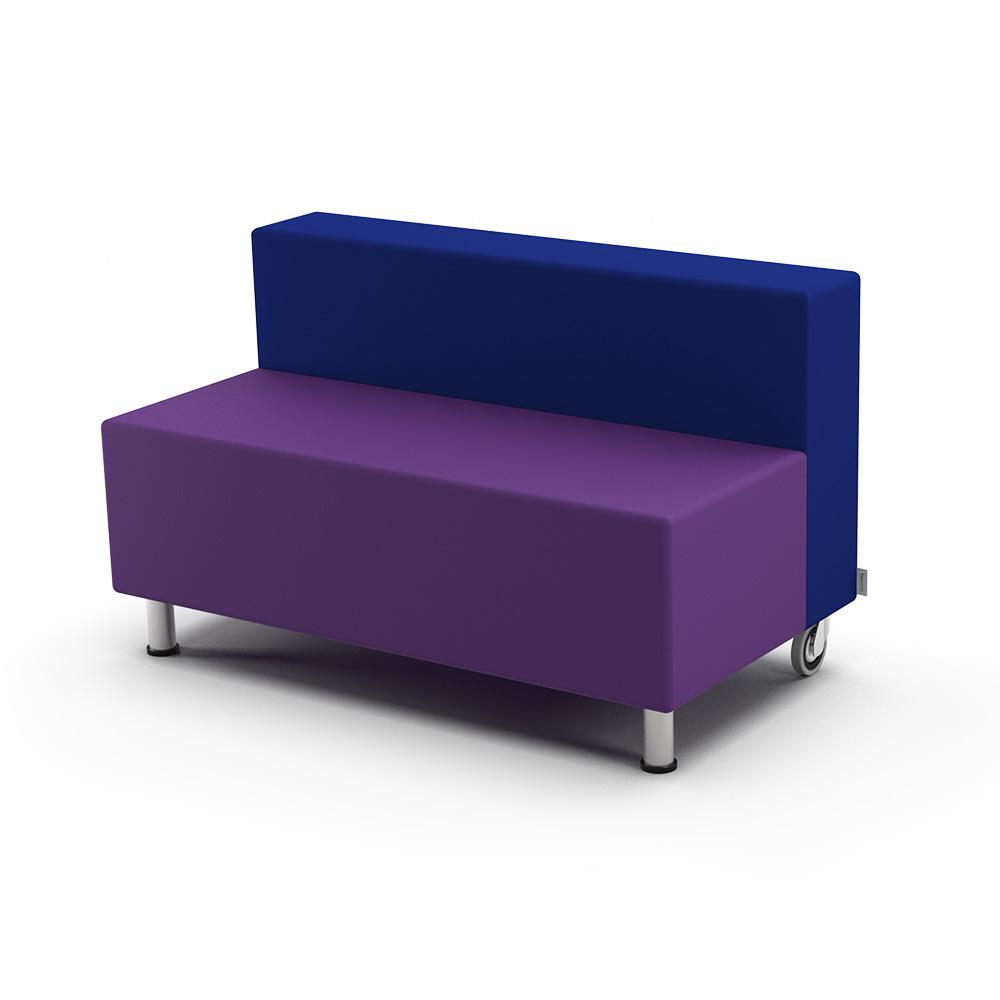Presentation Straight Low Back | Beparta Flexible School Furniture